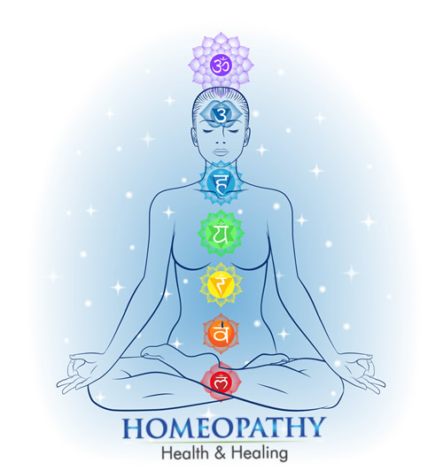 Chakras and Homeopathy