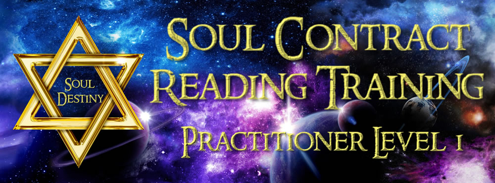 Soul Contract Reading Training Practitioner Level 1